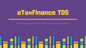 TDS Refund under Income Tax Act