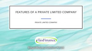 All You Should Know about Private Limited Company